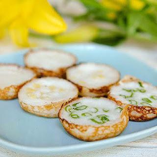Coconut Custard Dessert | Khanom Krok | ขนมครก.