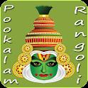 Onam Pookalam Rangoli Designs icon