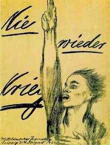 «Nie wieder Krieg!», Plakat von Käthe Kollwitz