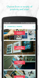 StoryTell Prints- screenshot thumbnail