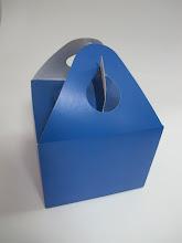 Photo: Caixa (5) - Abre-se pelas abas encaixadas na alça.