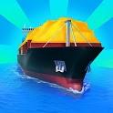 Idle Ship: Port Manager Simulator icon