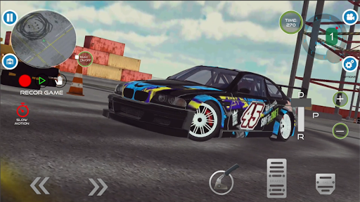 GTR Drift Simulator apkpoly screenshots 6