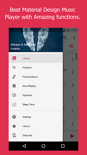 Musific Pro - Music App, Mp3 & Audio Player  screenshots 1