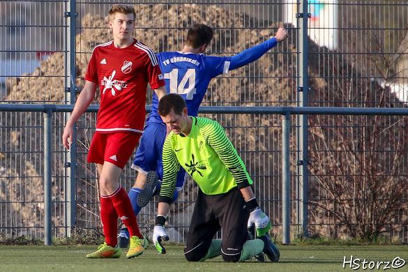 Freundschaftsspiel SV Tunsel – TVK II  0:2