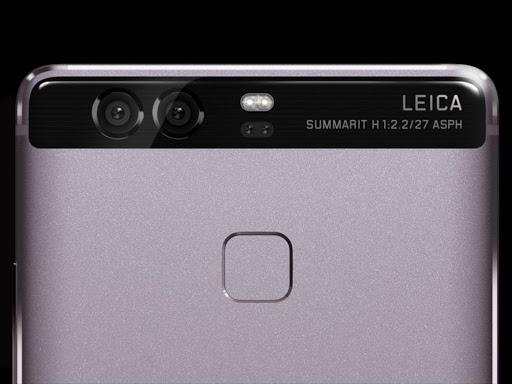 REVOLUTIONARY: The dual cameras of the Huawei P9 and P9 Pluse. Photo/COURTESY