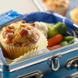 Pizza Muffins Recipe