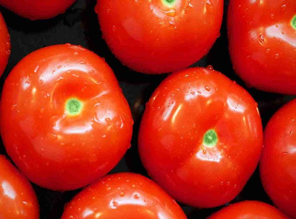 Stir in tomatos (can use fire roasted or spicy tomatoes if you like) and...