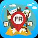 フランスオフライン地図·ガイドのヒント都市と天気