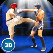 Kickboxing Fighting Tiger 3D