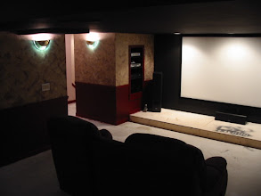Photo: Everything is up and functional. Carpet to come soon...