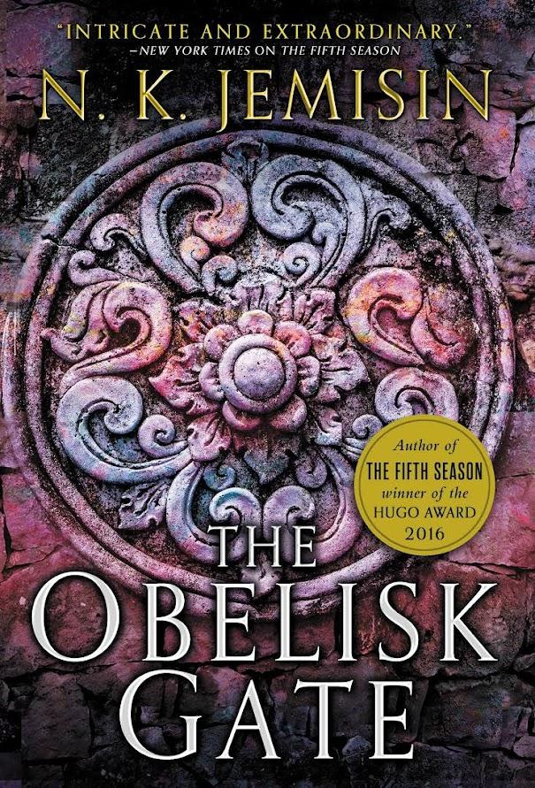The Obelisk Gate cover
