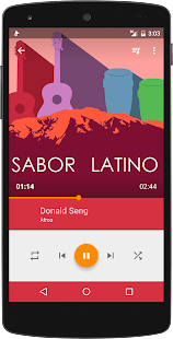 Phonograph Music Player Beta - screenshot thumbnail