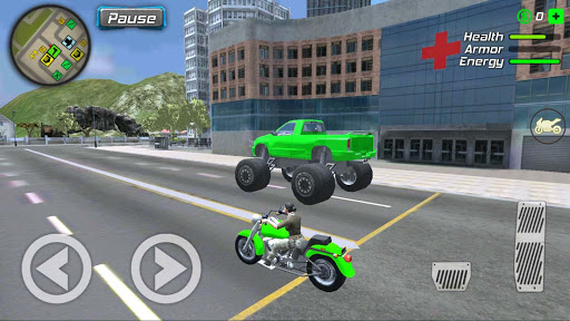 Super Miami Girl : City Dog Crime 1.0.2 screenshots 20
