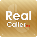 Real Caller 2.0- lookup for ID icon