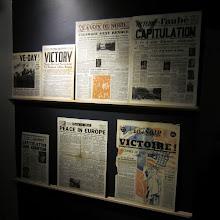 Photo: Sodan päättyminen