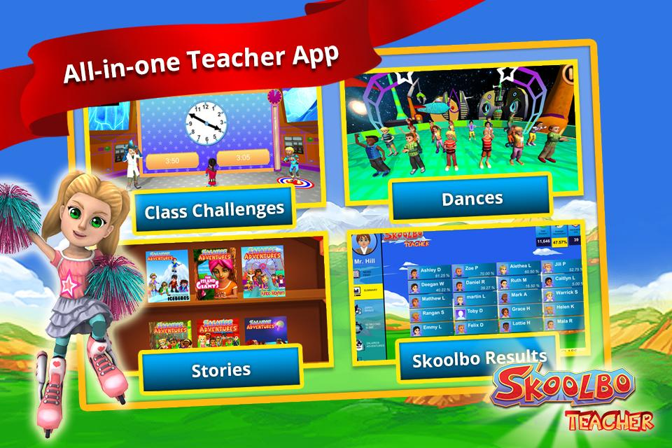 Teacher App- screenshot