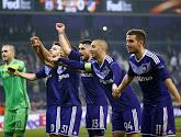 Après deux mois d'absence, Chipciu retrouve la sélection d'Anderlecht