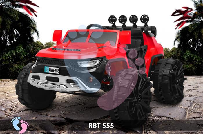 Xe ô tô điện địa hình cỡ lớn RBT-555  9