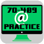 70-489 Practice Exam APK icon