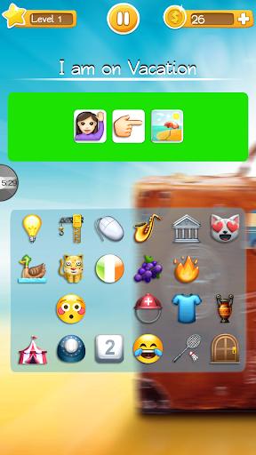 Words to Emojis u2013 Best Emoji Guessing Quiz Game  gameplay | by HackJr.Pw 8