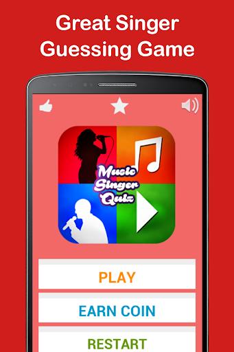 Music Singer Quiz