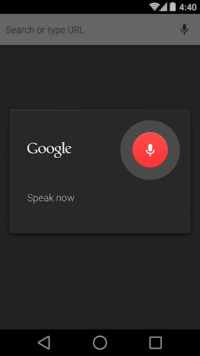 Chrome Browser - Google screenshot 2