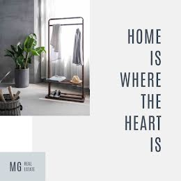 Where the Heart Is - Instagram Post item
