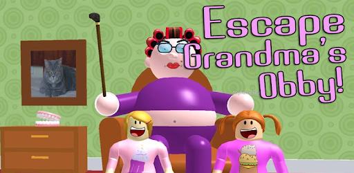 escape de la abuelita roblox new escape grandma s house obby Walkthrough For Escape Grandma S House Obby On Windows Pc Download Free 1 0 Com Andromo Dev784331 App984113
