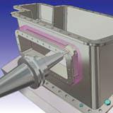 VISI Machining 5 Axis - обработка на пятиосевых станках