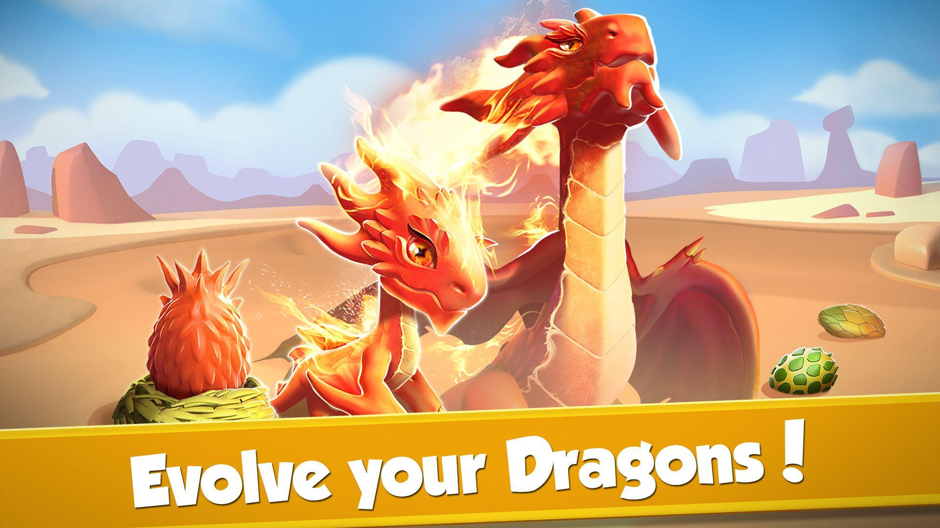 Dragon Mania Legends screenshot #9