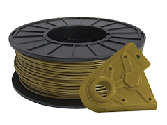 Gold PRO Series PLA Filament - 2.85mm (1kg)