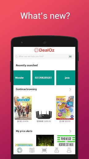 dealoz--- price comparison screenshot 1