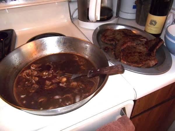 Sweetheart Steak For Two Recipe