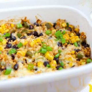 Vegetarian Rice Casserole Recipes.