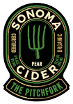 Sonoma Cider The Pitchfork - Pear Cider