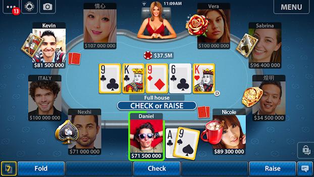 Texas Holdem and Omaha Poker: Pokerist