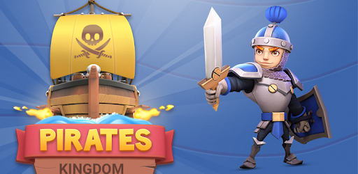 Join a massive Kingdom of pirates - Challenge your friends