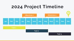 2024 Project Timeline - Project Timeline item