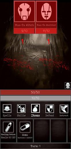 Grim Quest - Old School RPG apktram screenshots 3