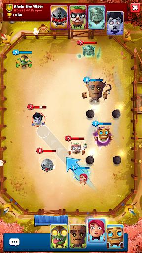 Télécharger Smashing Four mod apk screenshots 6
