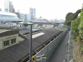 Photo: Nippori Station. Instead of changing trains, I went for a walk to pass the time. http://www.openstreetmap.org/?lat=35.72372&lon=139.77358&zoom=16&layers=M