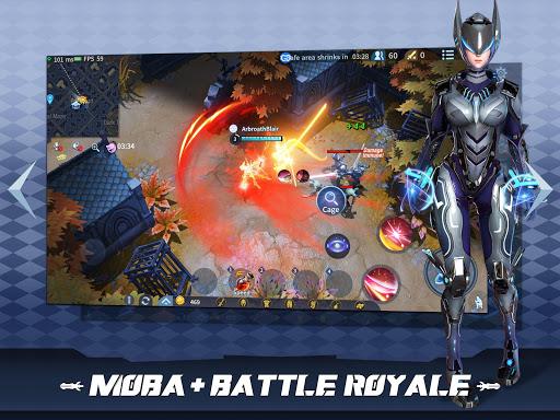 Survival Heroes - MOBA Battle Royale 2.0.2 screenshots 7