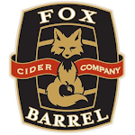 Logo of Fox Barrel Blackberry Pear Cider