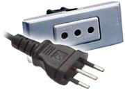 Prise électrique Chili de type L