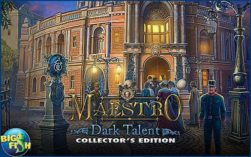 Maestro: Dark Talent (Full)- screenshot thumbnail