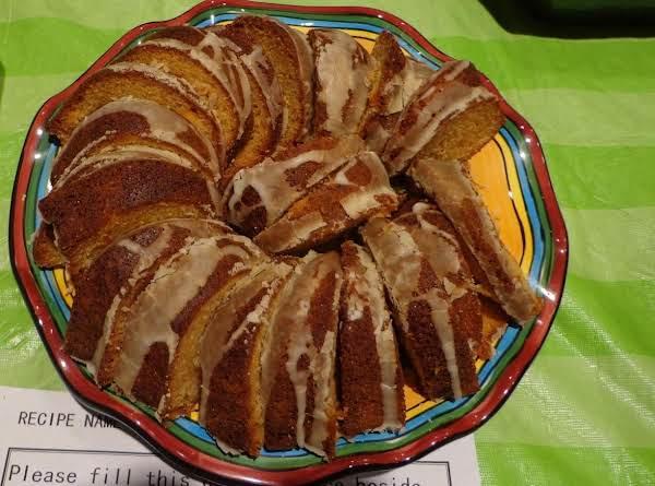 Orange Blossom Cake
