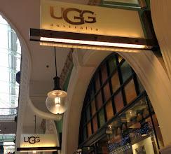 Photo: UGG Australia - Australiassa (ei kuitenkaan keksitty mitään ostettavaa)