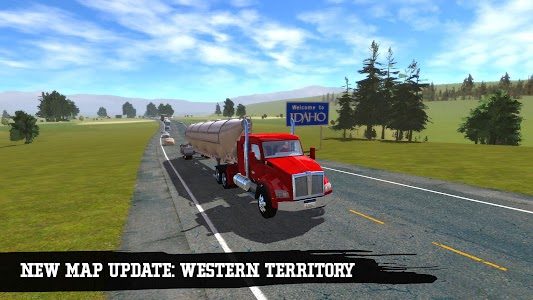Truck Simulation 19 1.7 (Mod Money/Unlocked)