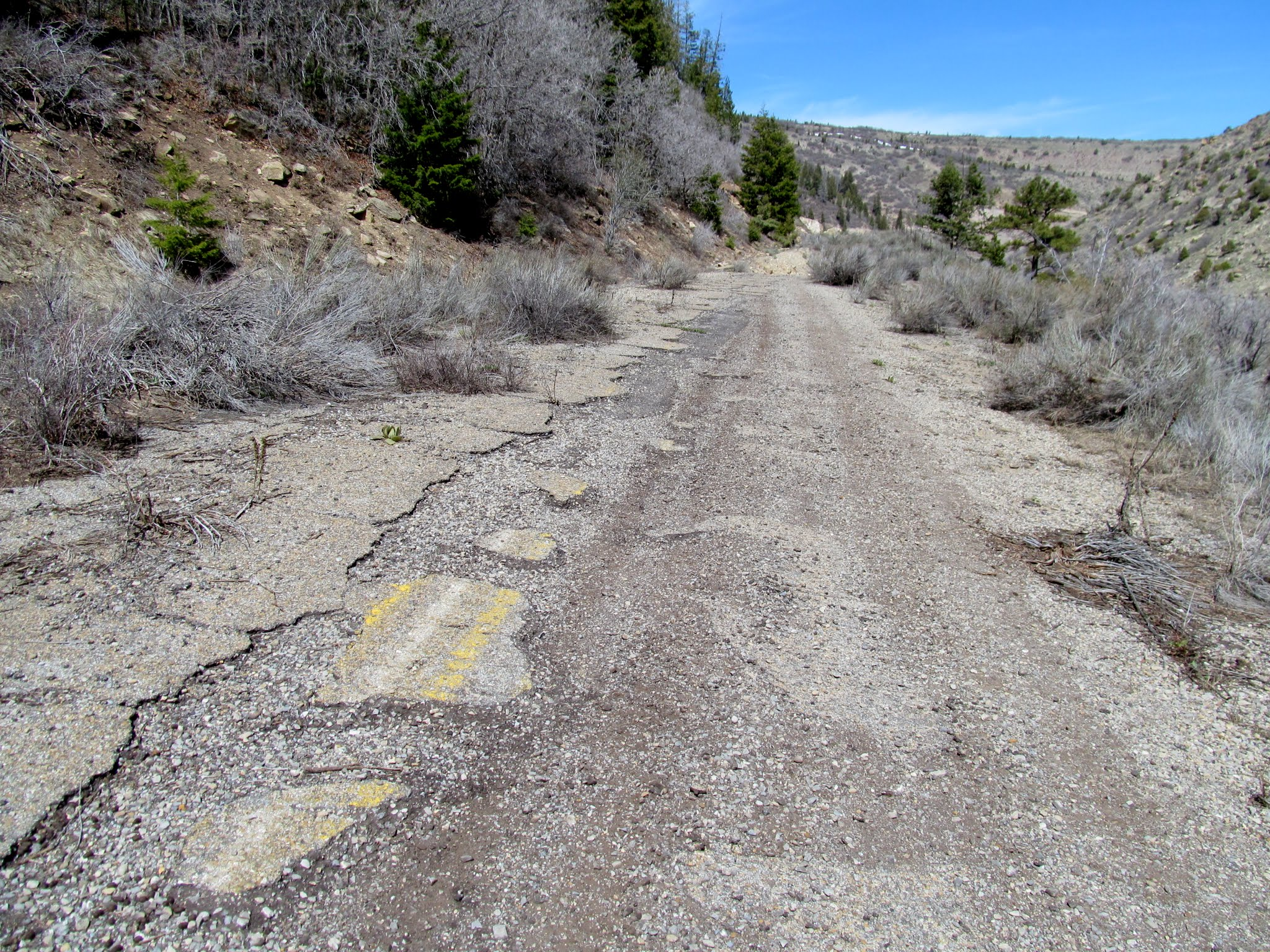 Photo: Old Highway 6